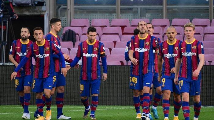 Siaran Langsung Barcelona vs PSG di Liga Champions, Kick Off 03.00 WIB Live TV Online!