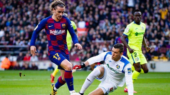 Hasil Liga Spanyol - Kalahkan Getafe di Camp Nou, Barcelona Samai Poin Real Madrid