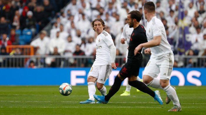 LINK Live Streaming El Classico Real Madrid vs Barcelona Liga Spanyol 2 Maret 2020, Live BeIN Sport