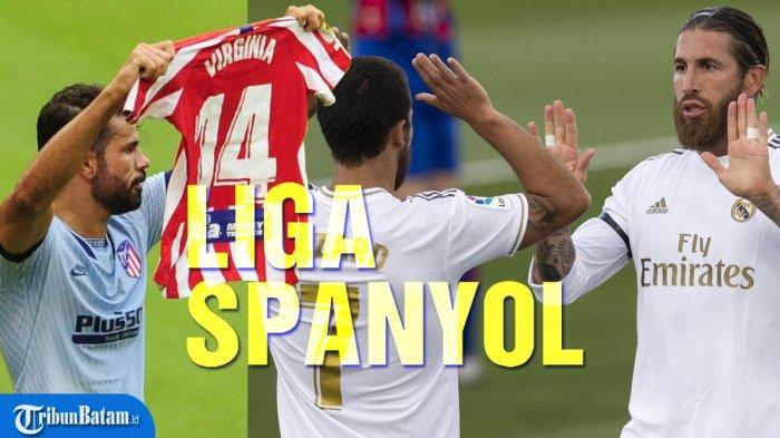 Hasil, Klasemen dan Top Skor Liga Spanyol Pekan 28, Barcelona dan Madrid Menang, Lionel Messi 20 Gol