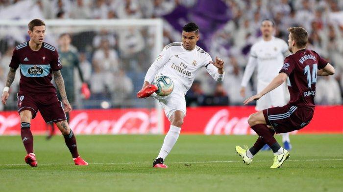 Hasil Liga Spanyol Real Madrid vs Celta Vigo, Los Blancos Tertinggal Lewat Gol Cepat Smolov