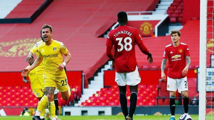 Hasil Liga Inggris - Manchester United Ditahan Imbang Fulham, MU Belum Aman di Peringkat 2