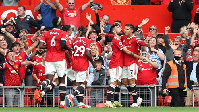 Hasil, Klasemen, Top Skor Liga Inggris Setelah Chelsea, Arsenal, MU Menang, Lukaku 3 Gol, CR7 2 Gol