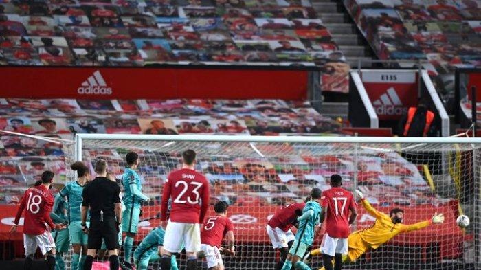 Hasil Piala FA - Man United Bungkam Liverpool 3-2, Gol Bruno Fernandes Kunci Kemenangan MU