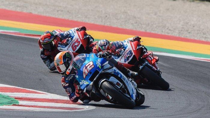 Hasil MotoGP San Marino 2020 - Kemenangan Franco Morbidelli Perpanjang Rekor Pole Sitter