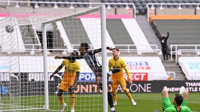Hasil Liga Inggris - Harry Kane Brace, Duel Newcastle vs Tottenham Hotspur Berakhir Imbang 2-2