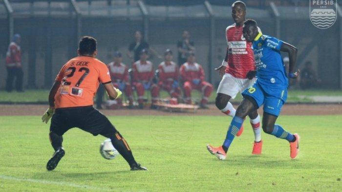 LIGA 1 2019 - Usai Menang Atas Persipura, Laga Persib Bandung vs PS Tira Persikabo Terpaksa Ditunda