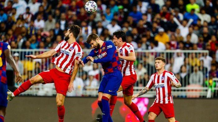 Prediksi Barcelona vs Atletico Madrid Pekan 33 Liga Spanyol, Laga Sulit Blaugrana Kejar Real Madrid