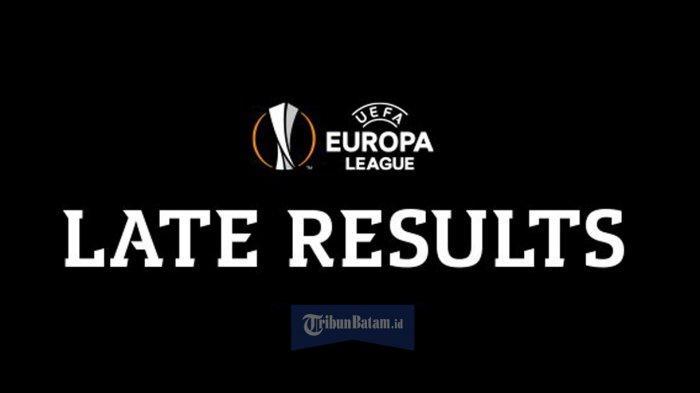 Hasil Lengkap dan Klasemen Akhir Babak Grup Europa League, 3 Klub Liga Inggris ke Babak 32 Besar