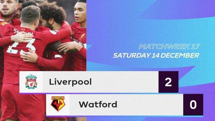 Hasil, Klasemen dan Top Skor Liga Inggris Setelah Chelsea Kalah, Liverpool Belum Terkalahkan