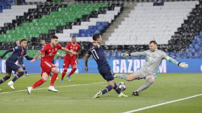 Hasil Liga Champions - Singkirkan Bayern Muenchen, PSG Tuntaskan Misi Balas Dendam