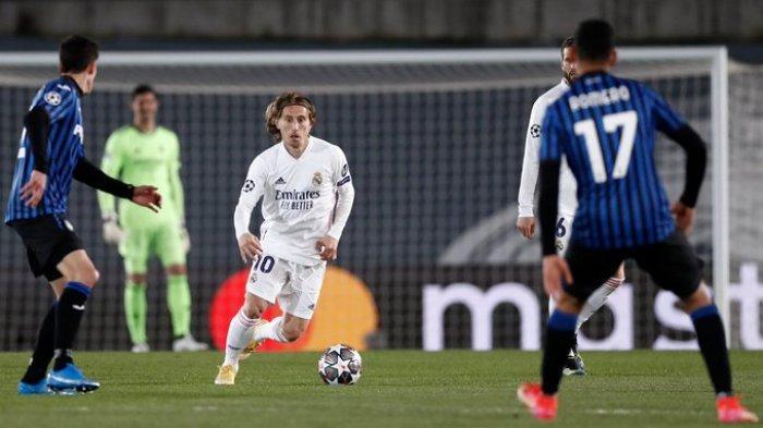 SEDANG BERLANGSUNG Live Streaming Real Madrid vs Osasuna, Kick Off 02.00 WIB via TV Online