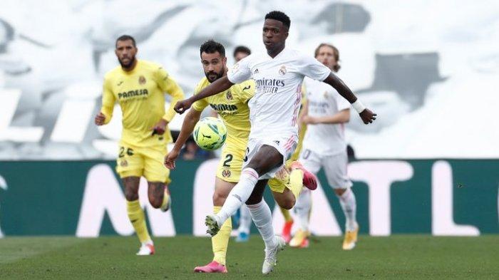 Hasil Liga Spanyol - Menang Dramatis dari Villareal, Real Madrid Gagal  Rebut Gelar Juara - Tribun Batam