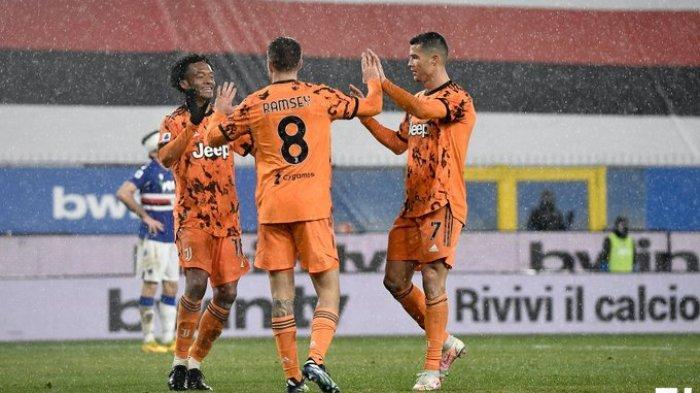 Prediksi Susunan Pemain Juventus vs Crotone Malam Ini, Pukul 02.45 WIB, Aaron Ramsey Starter