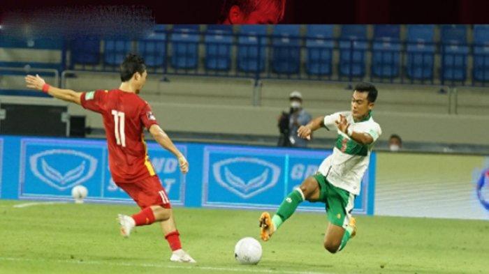 Timnas Indonesia Dikalahkan Vietnam, Shin Tae-yong: Kami Kehilangan Ritme Setelah Gol Pertama
