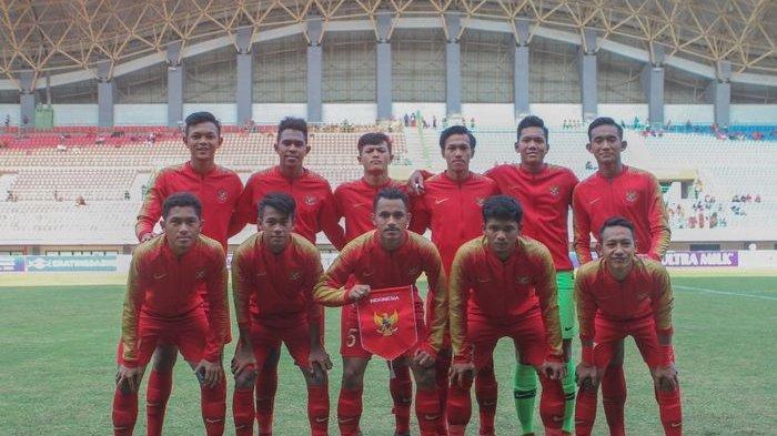 Hasil Uji Coba Kedua Timnas U-19 Indonesia vs China, Garuda Muda Giliran Takluk 1-3