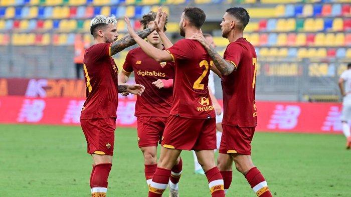 Hasil Ujicoba Pramusim Klub Liga Italia 2021-2022, Inter Milan 8-0, AS Roma 5-2
