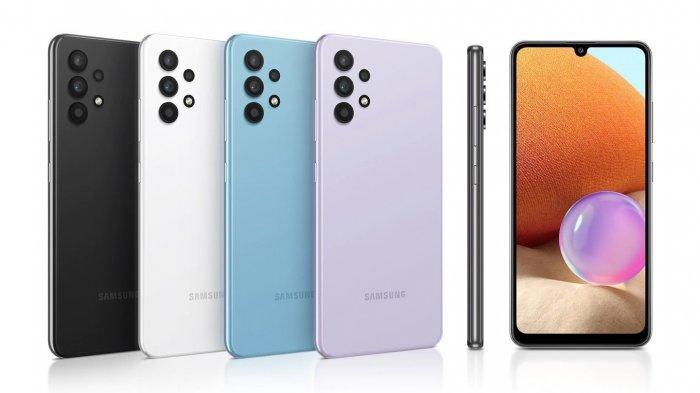 Harga dan Spesifikasi Samsung Galaxy A32, Ponsel Gahar dengan Desain Lebih Fresh