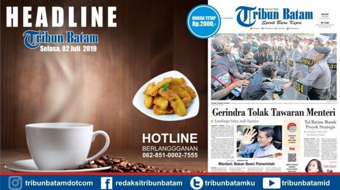 Gerindra Tolak Tawaran Menteri, Sandiaga Suka Jadi Oposisi