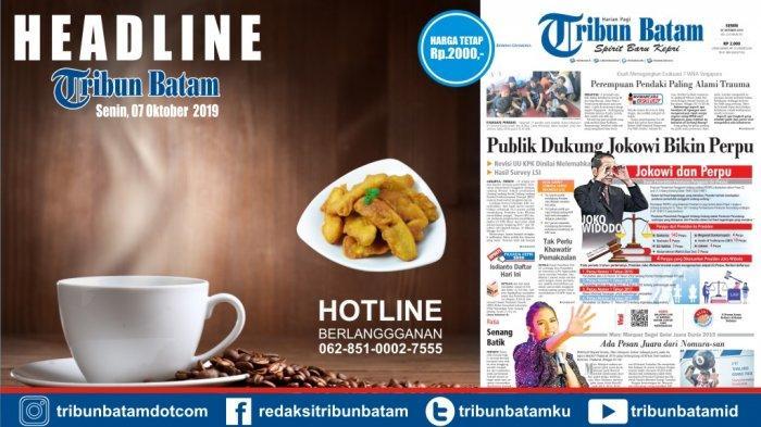 Publik Dukung Jokowi Bikin Perpu, Revisi UU KPK Dinilai Melemahkan