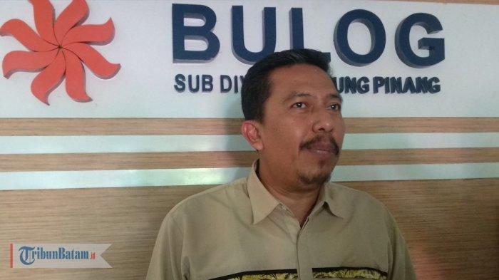 Bulog Tanjungpinang Pastikan Stok Beras Aman untuk 6 Bulan ke Depan