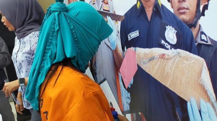 Belanja ke Pasar Bawa Uang Palsu Rp 9,6 Juta, Hermawati Diamankan Polisi
