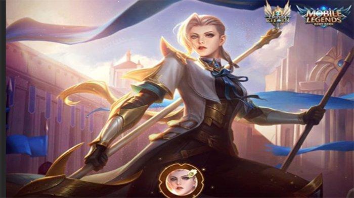 Silvanna Hero Terbaru Mobile Legends Role Fighter, Simak Skill Pasif hingga Skill Ultimate