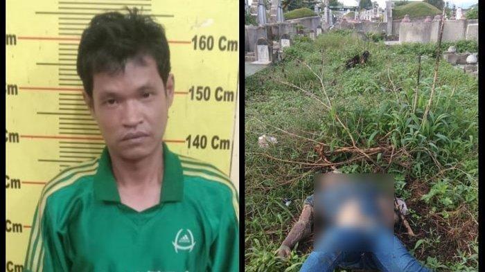 Kencan Berdarah Pasangan Homo, Jasad Eko Nyaris Busuk di Semak-semak Dekat Kuburan China