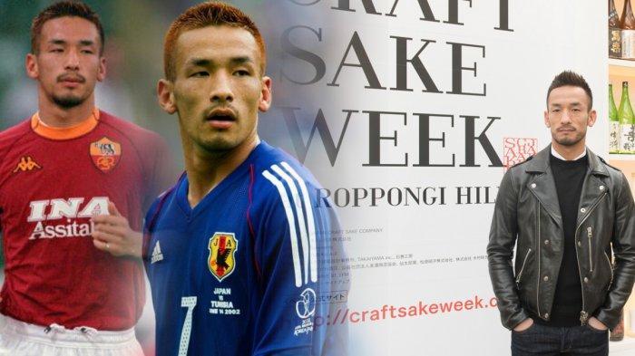 Masih Ingat Hidetoshi Nakata? Pemain Bola Jepang Pernah Main di AS Roma, Kini Pengusaha Sake