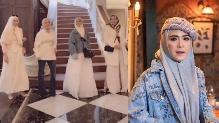 Biodata April Jasmine, Istri Ustaz Solmed Dihujat Gara-gara Joget TikTok