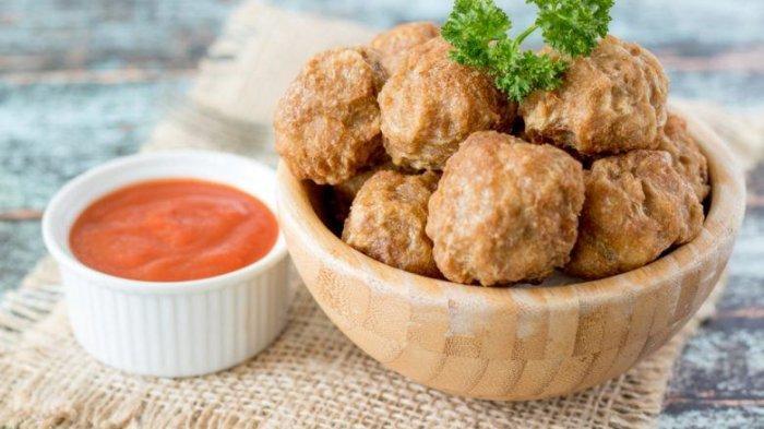 Resep Bakso Goreng Ayam Udang Pedas, Hidangan Praktis Cocok untuk Menu Sahur