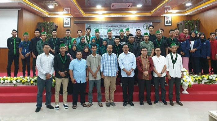 Lantik Pengurus HMI, Nurdin: Jangan Sekadar Belajar, Beri Kontribusi Nyata Bagi Pembangunan