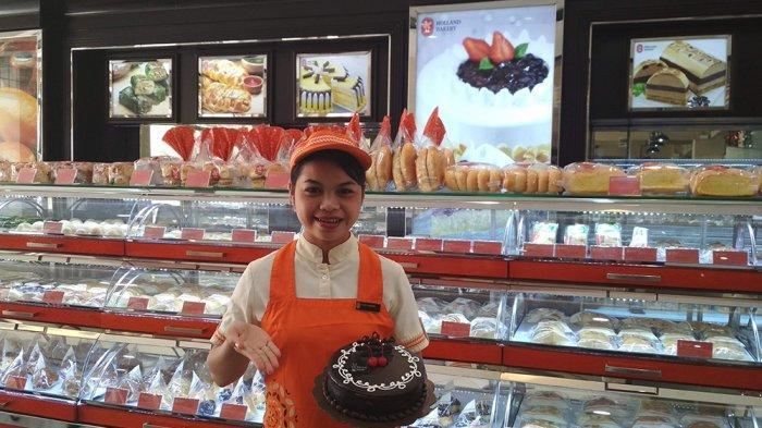 Buka Cabang ke-17 di Sukajadi, Holland Bakery Beri Diskon 20 Persen All Item Selama Seminggu