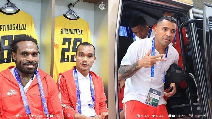 Tiba di Stadion Jalan Besar Singapore, Persija Kenakan Jersey Warna Kuning saat Hadapi Home United?