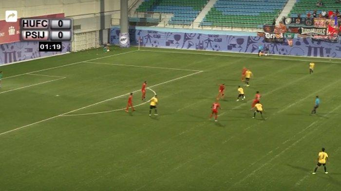 SEDANG BERLANGSUNG! Live Streaming Home United vs Persija Jakarta PlayOff LCA, Mulai 18.30 WIB