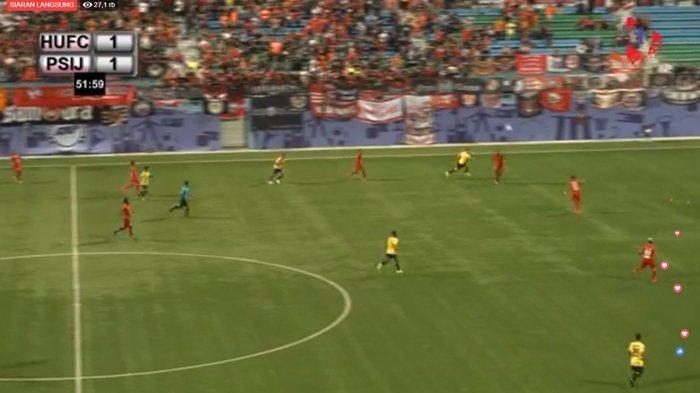 TONTON DISINI! Live Streaming Home United vs Persija Jakarta di PlayOff LCA, LIVE Facebook!