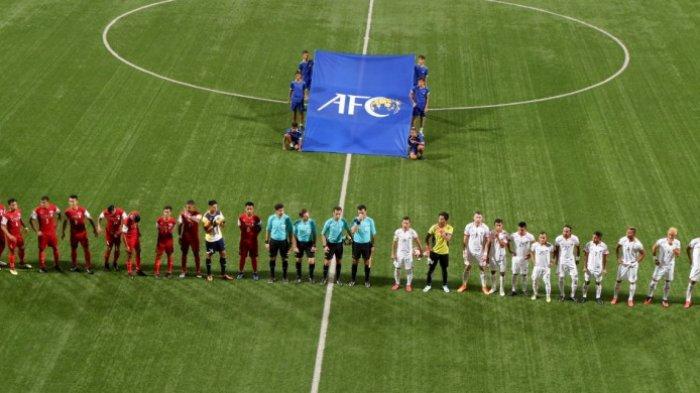 Live Streaming Home United vs Persija Jakarta di PlayOff LCA, Mulai 18.30 WIB