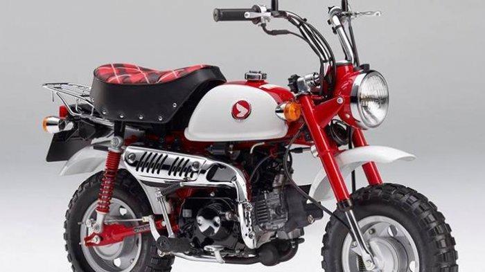 Honda Monkey 125 CC Dibandrol Rp 65 Juta, Begini Fitur Lengkap si Mungil Ikonik