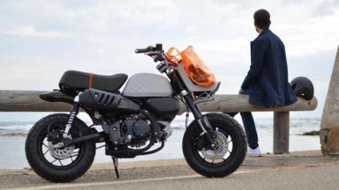 Motor Honda Monkey Bakal Menjadi Sepeda Motor Termahal di Dunia, Harganya Hampir Setengah Miliar