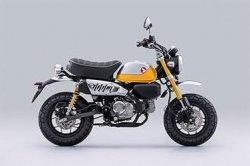 Tampilan motor unik dan stylish, Honda Monkey