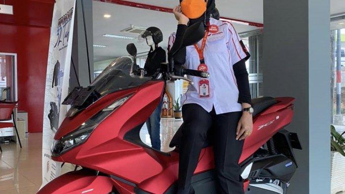 Honda PCX 160 Kini Promo Spesial: DP 2,2 Juta Dapat Gratis Angsuran Satu Bulan