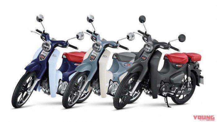 Motor Legendaris Honda Super Cub C125 Makin Stylish, Terbaru Ada Bracket Kursi Penumpang