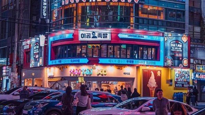 Rekomendasi 10 Tempat Belanja Terbaik di Korea Selatan, Beli Kosmetik ke Myeongdong