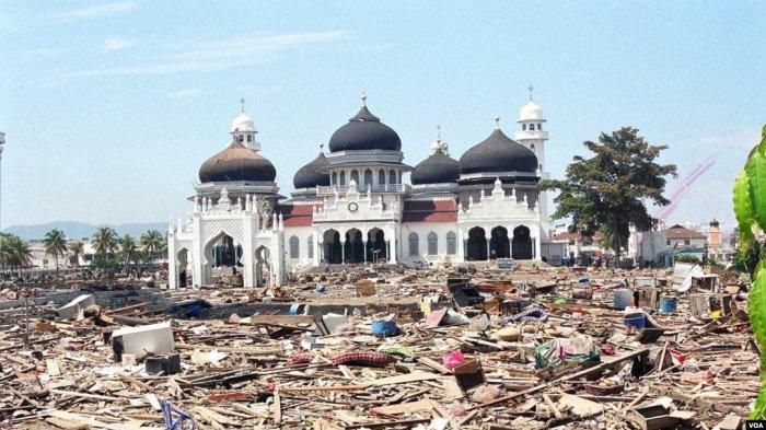 Mengenang 16 Tahun Tsunami Aceh, Bencana Alam Dahsyat yang Tewaskan Ratusan Ribu Jiwa