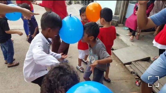 Kemeriahan HUT Kemerdekaan RI ke 75 di Batam, Walau Hanya Panitia Kecil, Satu Komplek Meriah