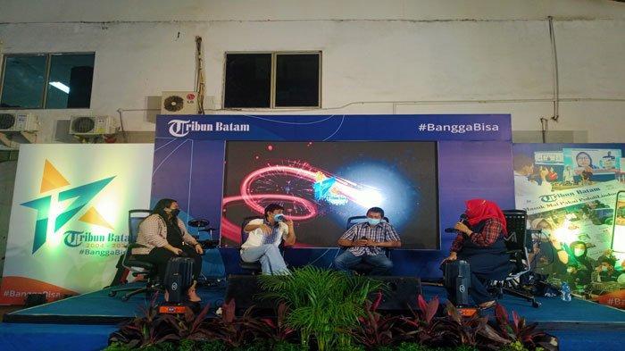HUT 17 Tahun Tribun Batam Usung Tagline BanggaBisa, Transformasi ke Era Digital