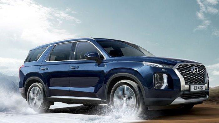 Spesifikasi Hyundai All NewPalisade yang Diluncurkan Januari 2021, Harga Mulai Rp 777 Juta