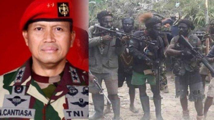 Siapa Mayjen TNI I Nyoman Cantiasa? Enggan Buru KKB Papua tapi Tunjukkan Sikap Mengejutkan