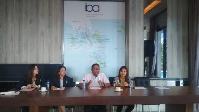 IBA Perkenalkan Berbagai Produk UMKM ke Mancanegara Lewat IBA Food Chain & Trade Expo 2019
