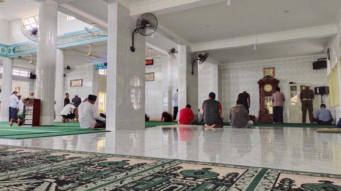 RAMADHAN 2021 di Lingga, SMAN 1 Singkep Punya Masjid Baru, Ini Aturan Ibadah saat Pandemi